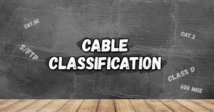 Classification for twisted pair cable