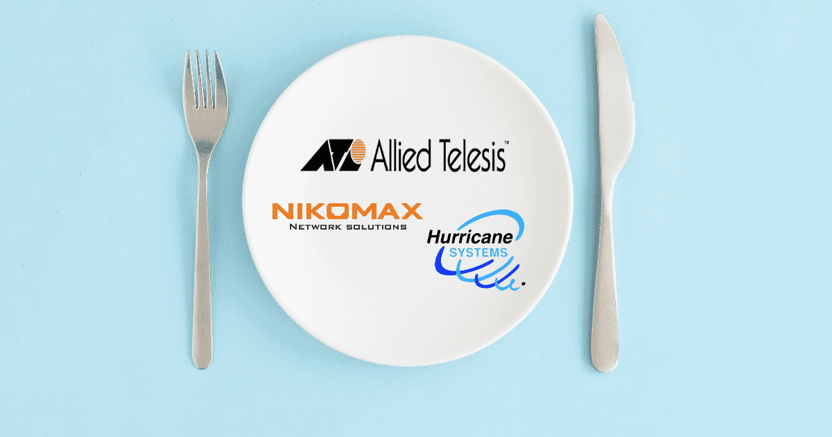 NIKOMAX at Allied Telesis annual event in Malaysia