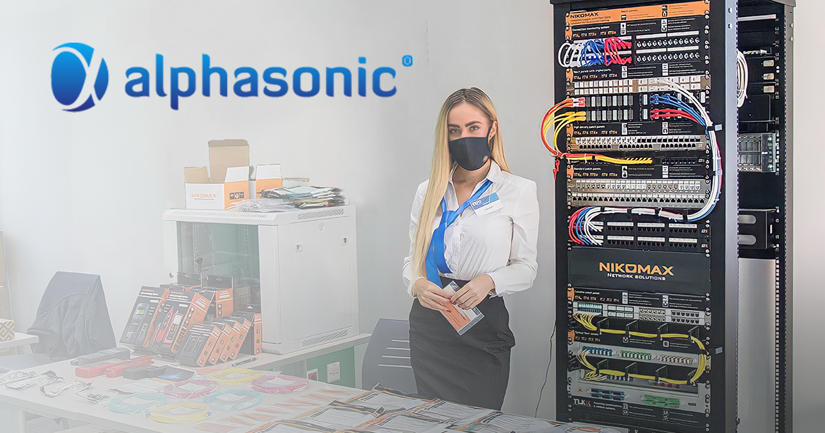 Alphasonic EXPO 2020 in Budapest